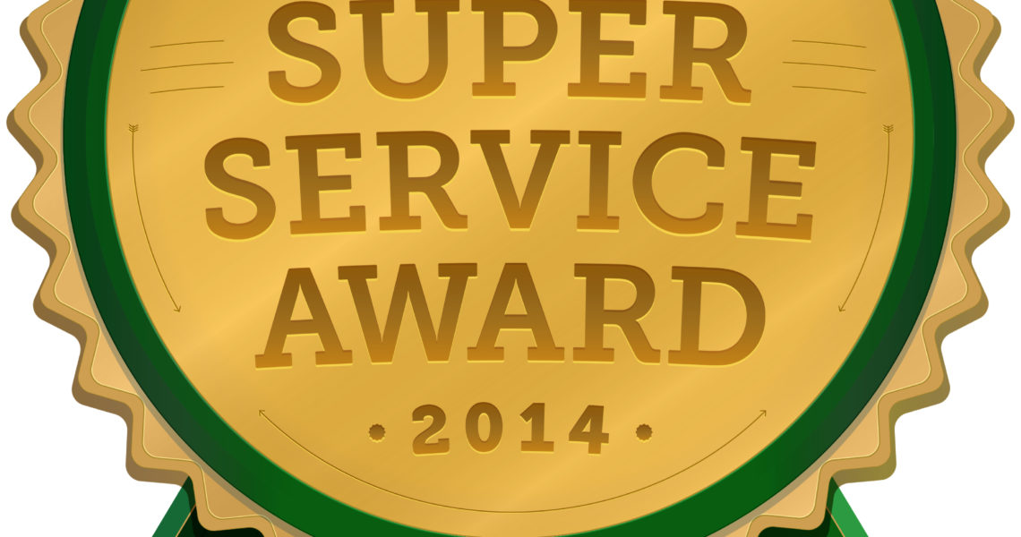 Clear Choice Windows and More Earns Esteemed 2014 Angie's List Super Service Award